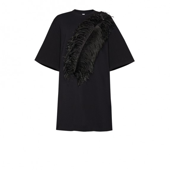 T-DRESS ONE FEATHER